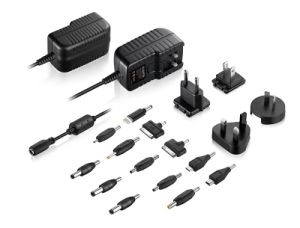 Universal Wall Charger for Mobile and Tablets with Detachable Plug