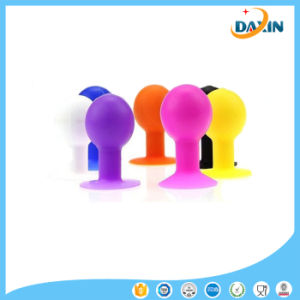 Wholesale Promotional Gift Long-Lasting Sticky Sucker Silicone Phone Stand pictures & photos
