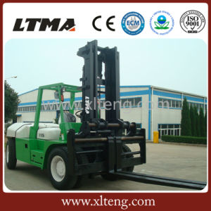Ltma 10t 11t 12t Diesel Forklift Truck pictures & photos