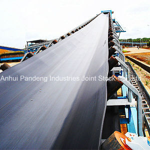 Conveyor System/Belt Conveyor/Tear-Resistant Conveyor Belt pictures & photos