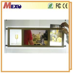 Window Display Multi-Window Acrylic Super Slim LED Light Boxes pictures & photos
