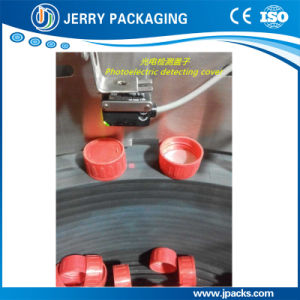 Automatic Linear Plastic Cap Capping Machine pictures & photos
