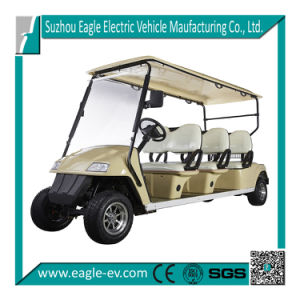 Electric Golf Carts, 6 Seats, Electric Golf Buggy, CE Certificate, Eg2068k pictures & photos