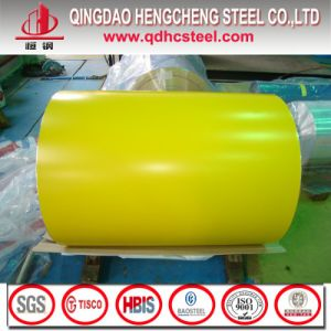 Az120 PPGL Color Coat Steel Sheet Coil pictures & photos