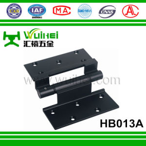 Aluminum Alloy Power Coating Pivot Hinge for Door with ISO9001 (HB013A) pictures & photos