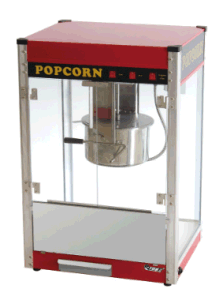 Hot Sales CE Approved 16oz Standard Popcorn Machine pictures & photos