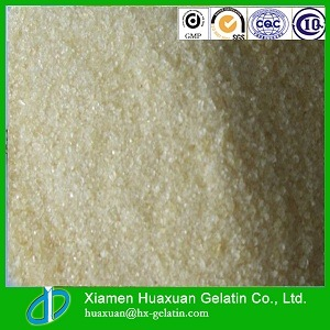 2016 Hot Sale Best Quality Gelatin with Different Mesh pictures & photos