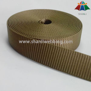 38 mm Army-Green Tank Lines Nylon Webbing for Army Belt pictures & photos