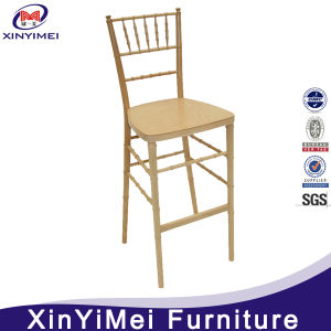 Golden High Seat Bar Chair Chiavari Chair Manufacturer pictures & photos