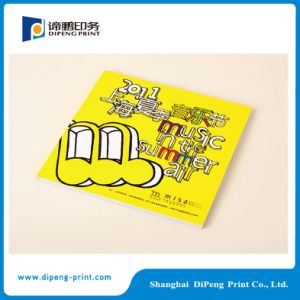Offset Printing Catalogue with Oil Varnished (DPC-0013) pictures & photos