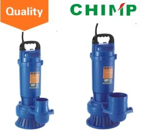New Type Qdx Series Electric Centrifugal Submersible Water Pump (QDX1.5-16-0.37) pictures & photos