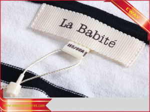 Fabric Printing Label Garment Main Label Cotton Printing Label pictures & photos