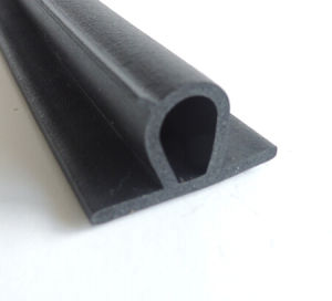 SGS Approval EPDM Rubber Weather Stripping pictures & photos