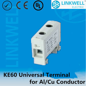 1.5 to 16mm2 Al Cu Conductor Terminal Block (KE60) pictures & photos
