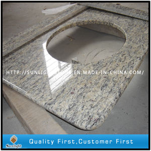 artificial White Quartz Stone Bathroom Countertops Vanity Tops pictures & photos