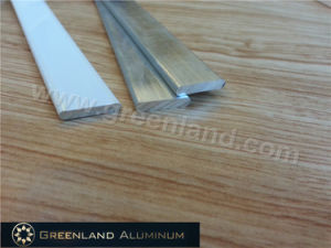 Aluminium Window Bottom Rail for Roman Blind pictures & photos
