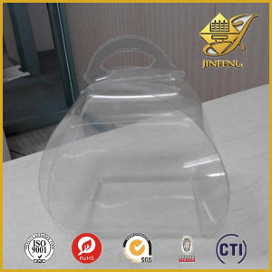 High Transparent Pet Plastic Sheet pictures & photos