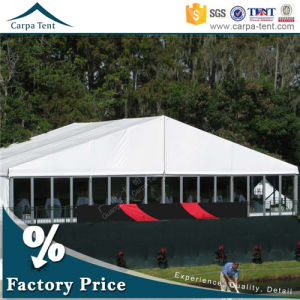 Temporary Building Canopy 20m*30m Commercial Meeting Glass Wall Marquee Tent pictures & photos
