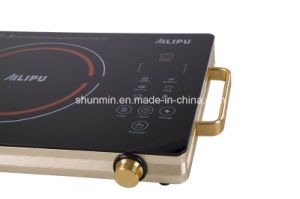 CB/CE Portable Cooking Appliance Electric Hot Plate with Metal Body pictures & photos