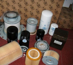 Air Compressor Spare Parts Oil Filter pictures & photos