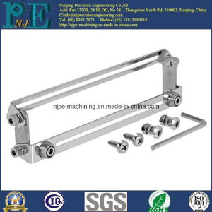 Precision CNC Machining Mechanical Assemble Parts pictures & photos