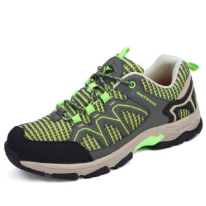 Sports Shoes Outdoor Hiking Boots Sneakers Unisex Trekking Shoes (AK8966) pictures & photos