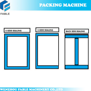 Automatic Filling and Sealing Packing Machine for Pouch (FB-500G) pictures & photos