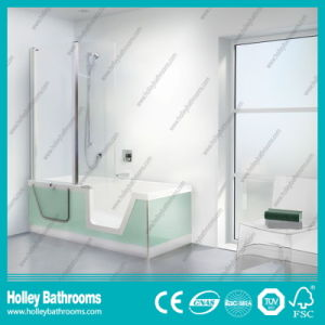 Hot Selling Shower Walking in Door Mounted on Bathtub (SB101N)