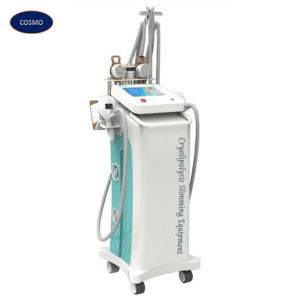 Ultrasonic Cavitation+Vacuum Liposuction+Laser+Bipolar RF+Roller Massage Slimming Velashape Equipment pictures & photos