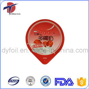 Nearly 20 Years Factory Experience Aluminum Foil Lid Supplier in China pictures & photos