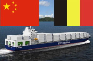 Freight Forwarding From China to Europe