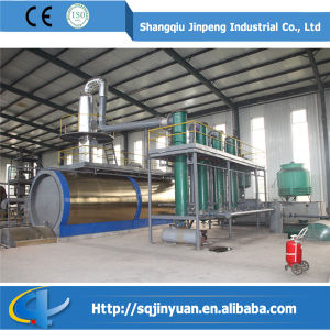 Waste Black Engine Oil Recycling Plant pictures & photos