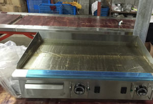 Commercial Electric Grill and Griddle for Grilling Food (GRT-E740-2) pictures & photos