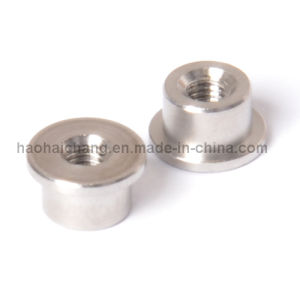 Electronical High Precision Metal M12 Stainless Steel Nut pictures & photos