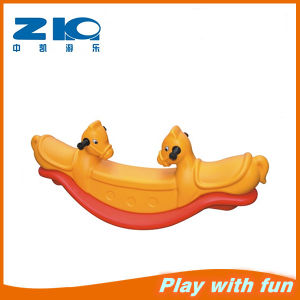 2015 Hot Selling Plastic Children Spring Seesaw pictures & photos