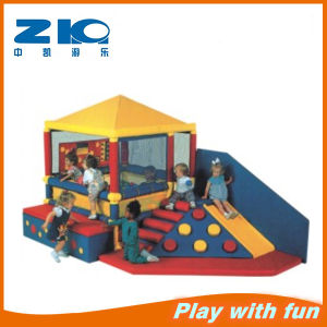 2015 New Item Kids Soft Play Ball Pool Castle Ball Pool pictures & photos