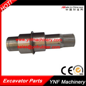 PC200-6 Excavator Bearing Gear Crank Shaft for Travel Motor 30t pictures & photos