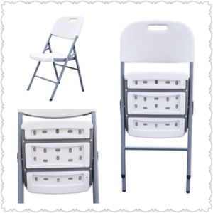 Heavy Duty Plastic Folding Party Chair pictures & photos
