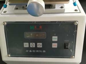 High Quality Color Fastness to Rubbing Tester with Factory Price pictures & photos