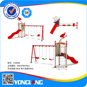 China Professional Manufacturer Outdoor Playground pictures & photos