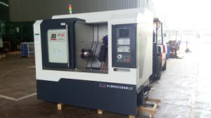 Slant Bed CNC Lathe with Siemens System pictures & photos