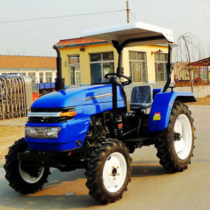 Hot Sale 40HP 4WD Tractor with Canopy and 4 Cylinder Engine pictures & photos