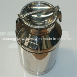 Dairy Bucket, Stainless Steel Bucket for Milk Can pictures & photos