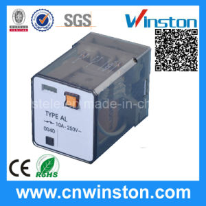 Industrial Delay Turn off Digital Protection Electromagnetic Relay with CE pictures & photos