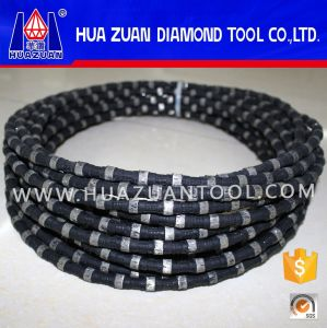 Diamond Wire Saw Rope for Cutting Concrete pictures & photos