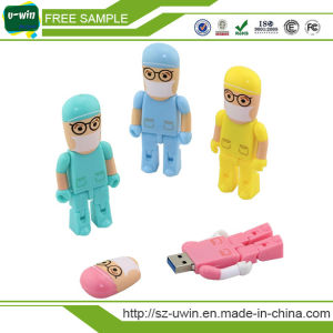 Wholesale OEM Robot 8GB USB Flash Memory pictures & photos