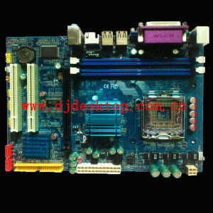 945-M Chipset LGA 775 Support DDR2 PC Motherboard pictures & photos