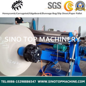 Paper Slitter Rewinder Machine Match Paper Tube Making Machine pictures & photos