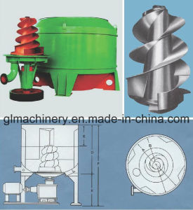 Glsjj-H2.5 High Consistency Pulper Vertical Type Waste Paper Pulper pictures & photos