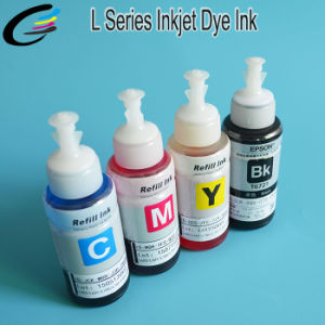 70ml Refill Universal Dye Ink for Epson L211 L111 Desktop Printer Ink pictures & photos